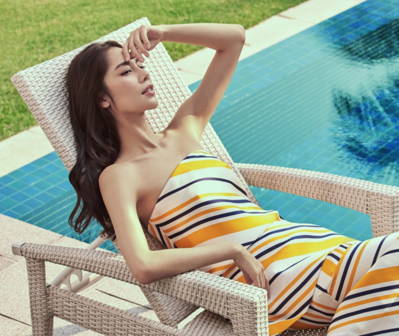 Actress Kelly Liao's beauty secrets
