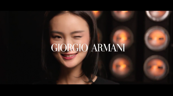 FIRST DATE MAKE UP be yourself at your best with Giorgio Armani